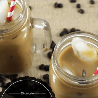 Simple Iced Coffee.