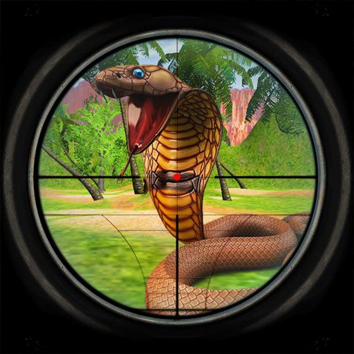 Deadly Sniper Snake Shooter