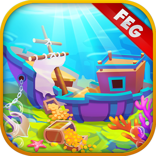 Undersea Treasure Escape 解謎 App LOGO-APP開箱王