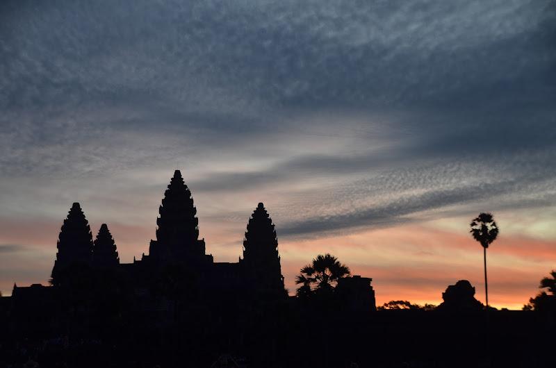 Angkor Wat Sunrise di Migliu