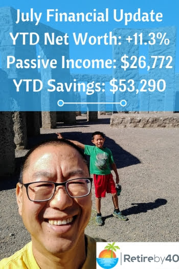 July Goals and Financial Update