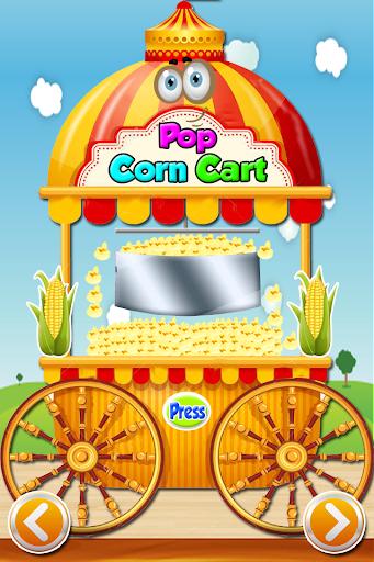 爆米花烹飪 - 製造商遊戲|玩休閒App免費|玩APPs