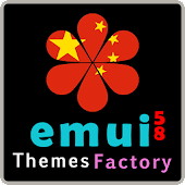 EMUI Themes Factory for China