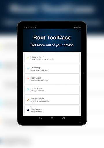 Root ToolCase 1.10.5 screenshots 7
