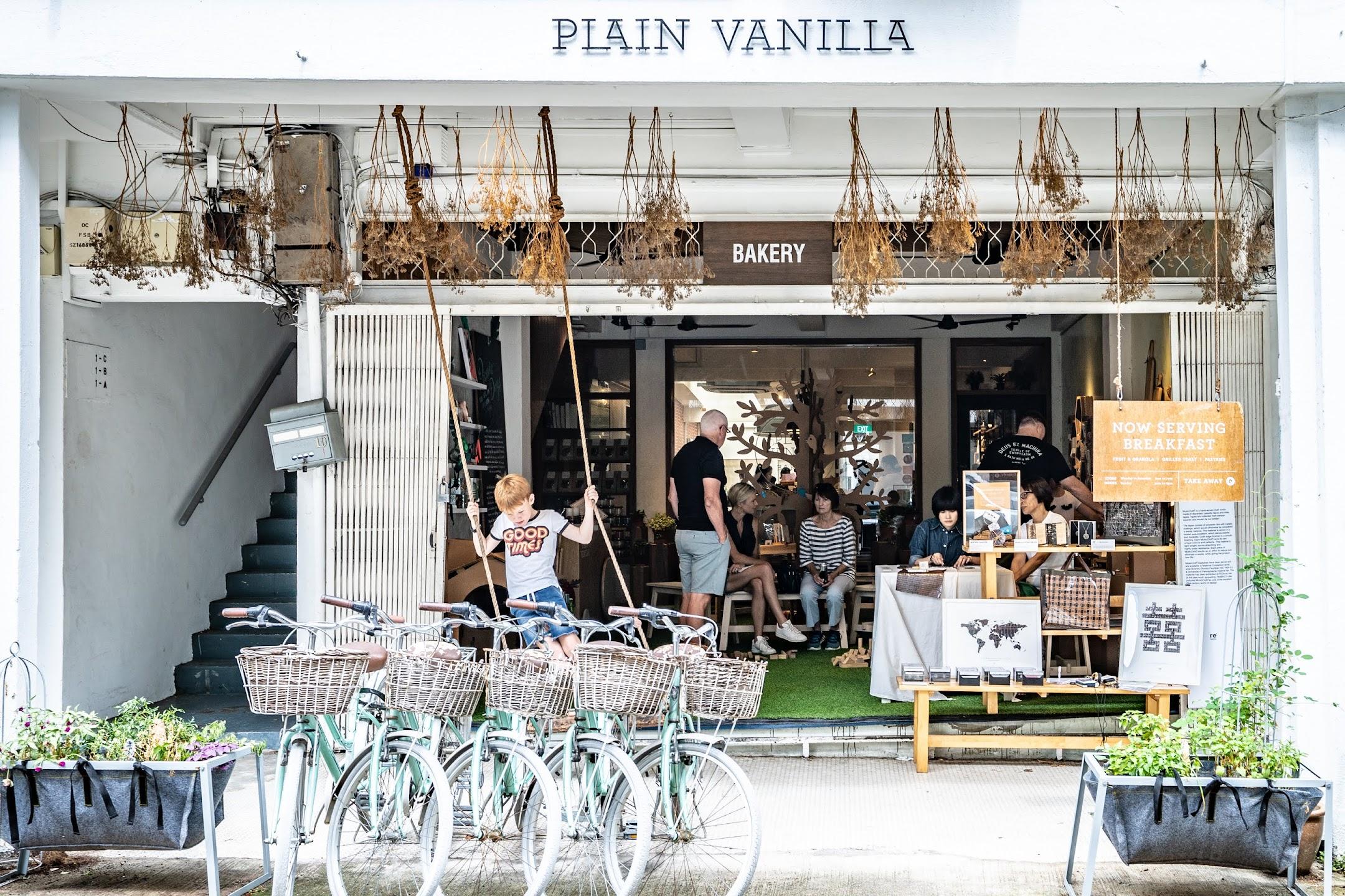 Singapore Tiong Bahru Plain Vanilla Bakery