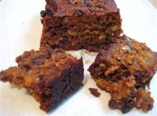 Persimmon Cake (or Cookies) Recipe