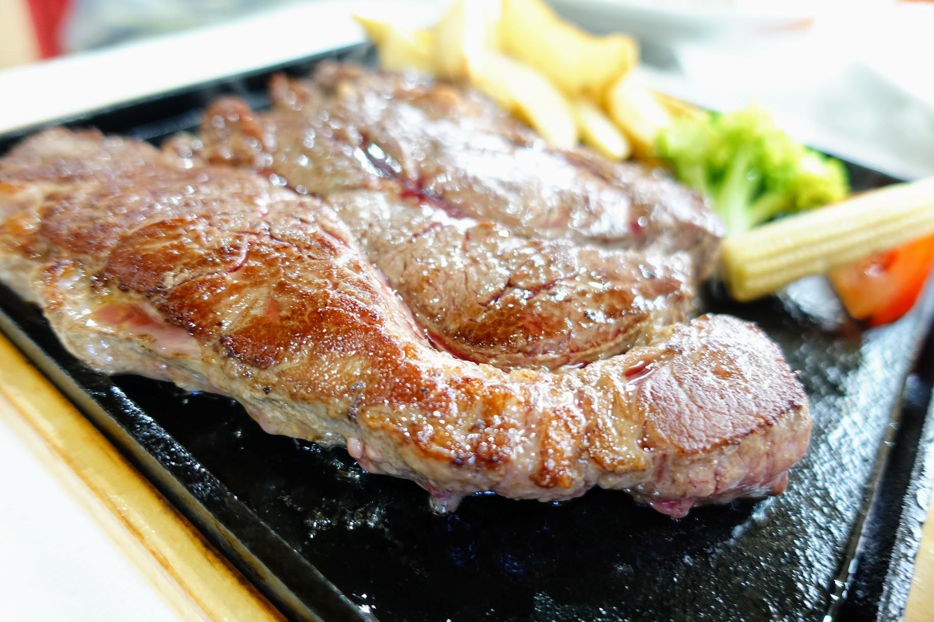 肉很大塊,有嚼勁