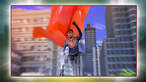 Superhero Fly Simulator
