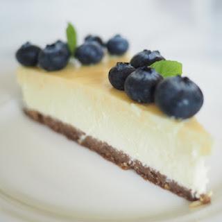 The Best Lemon Cheesecake Ever Recipe