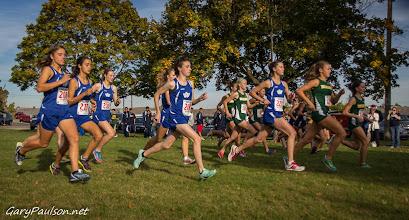 Photo: Varsity Girls 4A Mid-Columbia Conference Cross Country District Championship Meet  Buy Photo: http://photos.garypaulson.net/p556009210/e4853b390