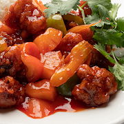 Stir fried Sweet & Sour Chicken