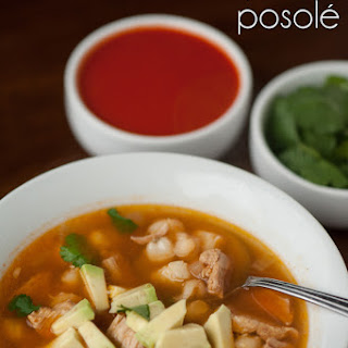 New Mexican Posolé