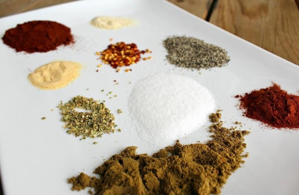 Add all of your seasonings. I suggest being careful with the cayenne pepper as...