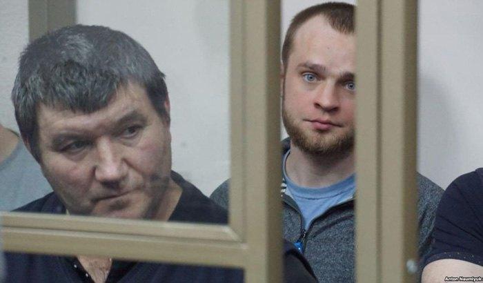 Вадим Сирук (справа) и Инвер Бекиров