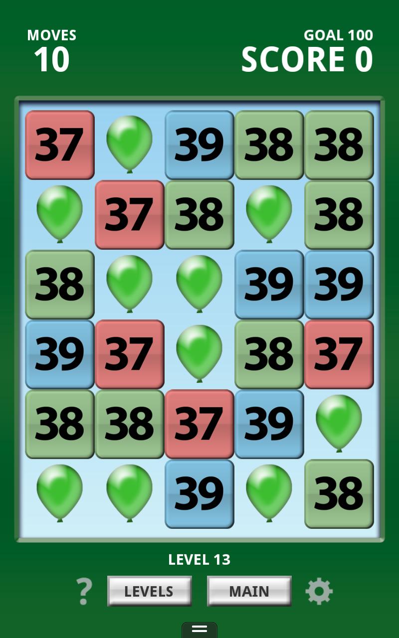 Скриншот Number Match 3 Free