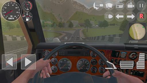 Hard Truck Driver Simulator 3D apkdebit screenshots 5