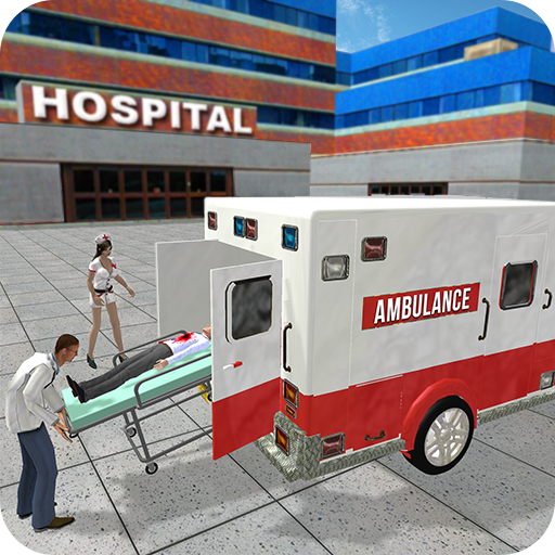 Ambulance Rescue Game Simulator 2018 (game)