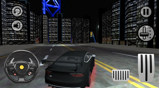 Extreme Speed Audi S7 Quattro Car Simulator 1.0 screenshots 8