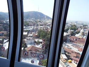 Photo: лифтът като градски транспорт :)