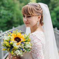 Wedding photographer Anastasiya Nikitina (Nasty1411). Photo of 05.05.2017