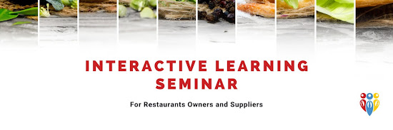 Interactive Learning Seminar for Restaurants & Suppliers