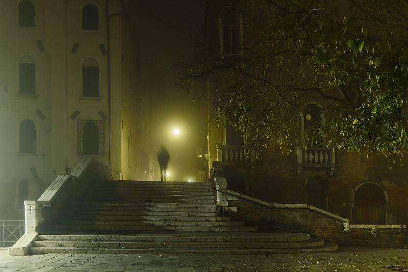 passeggiata solitaria di Mauro Moroni