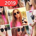 Photo Collage Editor & Collage Maker - Quick Grid icon