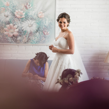 Fotógrafo de bodas Andres De la peña (andrescastillo). Foto del 29.01.2018
