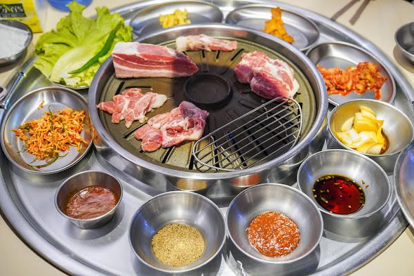 8292 韓國烤肉