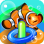 Ring in the sea Icon