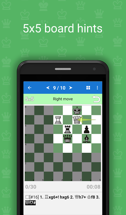 CT-ART 4.0 (Chess Tactics)- screenshot