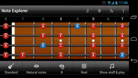 bass guitar note trainer demo android apps on google play. Black Bedroom Furniture Sets. Home Design Ideas
