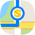 GPS Navigation & Maps -- Scout icon