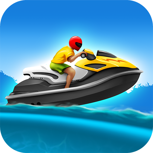 Tropical Island Boat Racing (game)