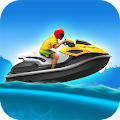 Tropical Island Boat Racing