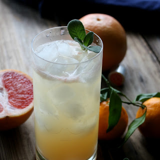 Citrus Sage Vodka Cooler Recipe