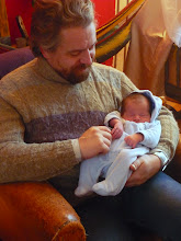 Photo: With great-uncle Kris