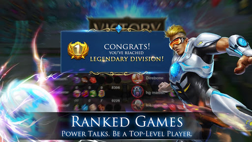 Mobile Legends: Bang bang game (apk) free download for Android/PC/Windows screenshot