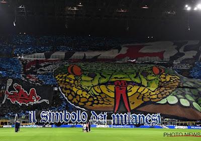 L'Inter Milan suspend une partie de ses activités !