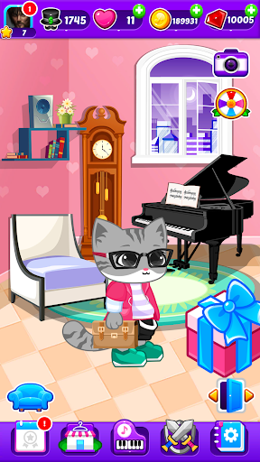 Piano Dream Tiles: Home Design & Fashion Game android2mod screenshots 4