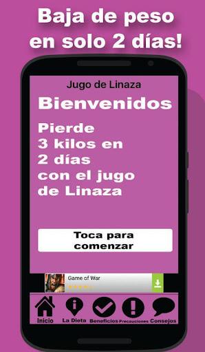 3 Kilos en 2 días - Linaza