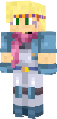 Caesar Zeppeli Minecraft Skin : caesar, zeppeli, minecraft, Caesar