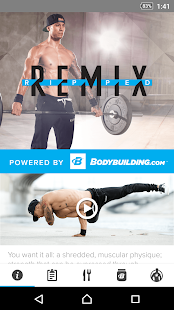 Ripped Remix by Performix- screenshot thumbnail