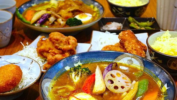 樂咖LOKA沖繩湯咖哩(微風南山店),信義區最療癒的物超所值好感餐廳推薦!
