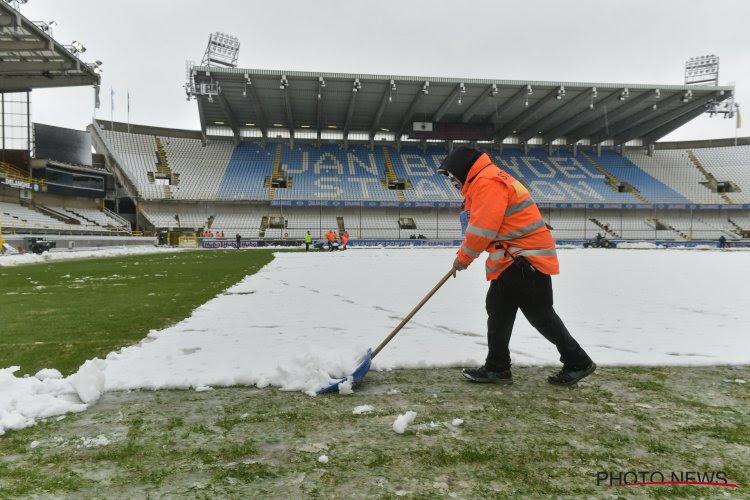 """Le Cercle donne le feu vert pour la réception d'Anderlecht : """"Le Jan Breydel est prêt"""""""