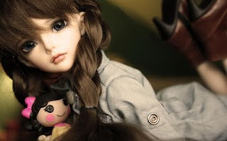 Screenshot of Doll Live Wallpaper