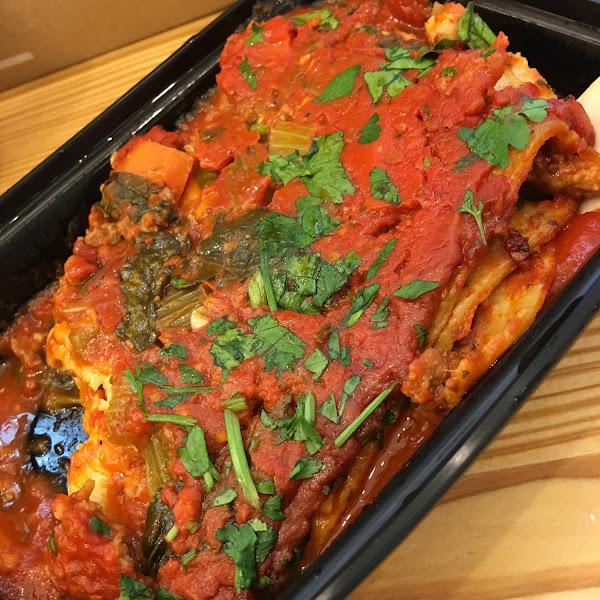 Gf df lasagna
