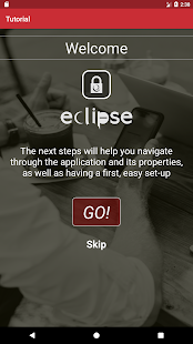 Eclipse Free - Hide Files, Incoming SMS And Calls- screenshot thumbnail