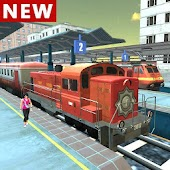 Real Indian Train Sim 2018: Free Simulator