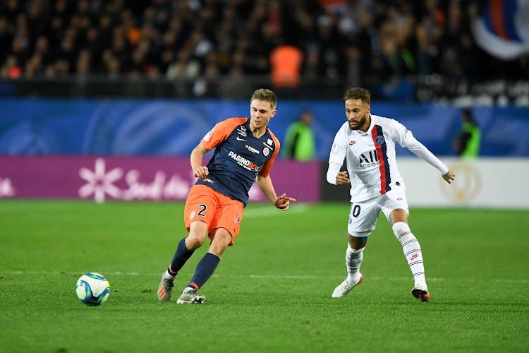 Le PSG et Thomas Meunier s'imposent à Montpellier
